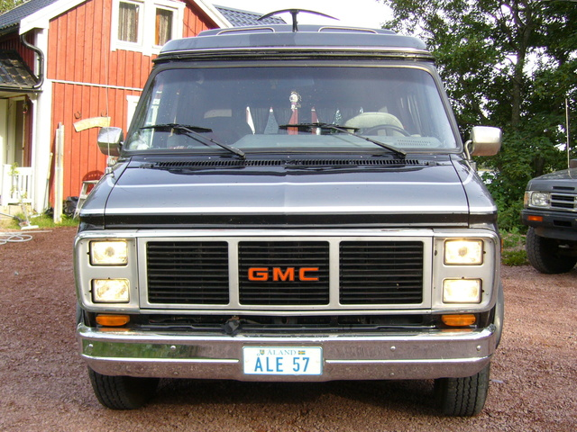 Picture of 1991 GMC Vandura, gallery_worthy