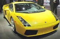 2004 Lamborghini Gallardo 2 Dr STD AWD Coupe picture