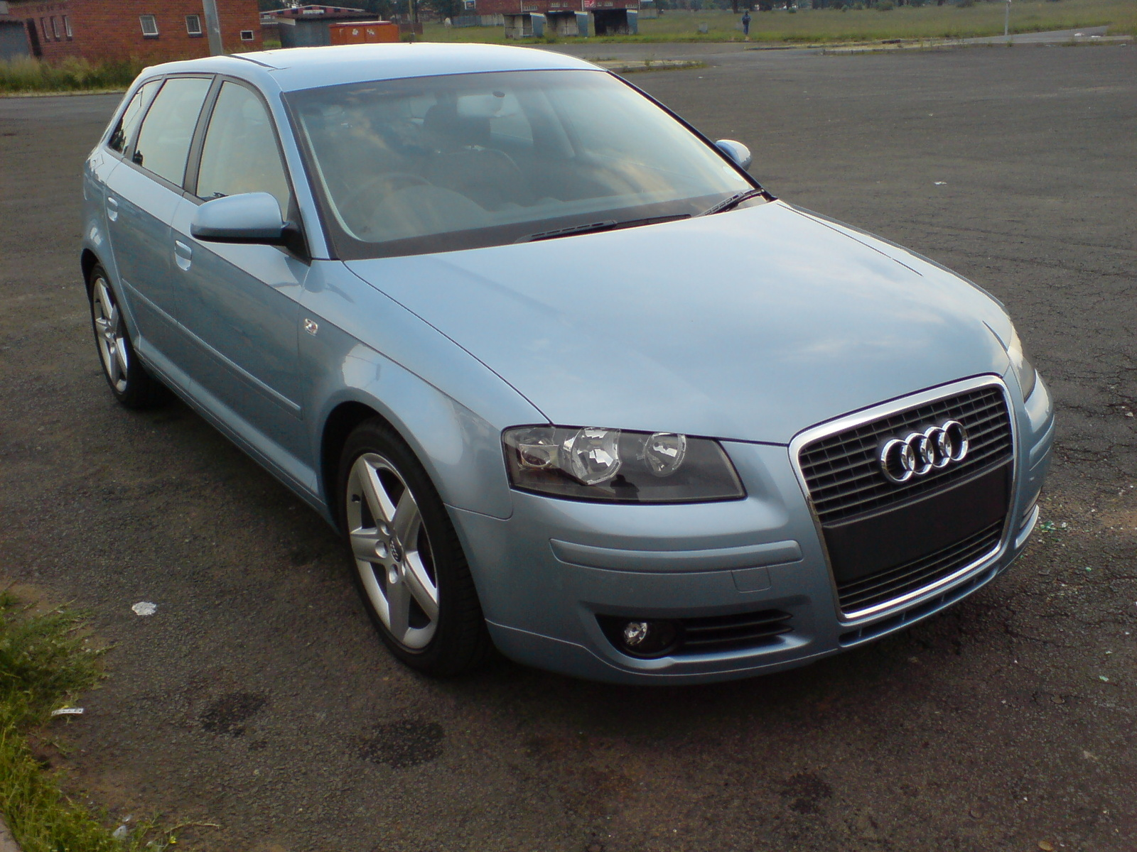 picture of 2006 audi a3 2 0t 4dr wagon w manual. Black Bedroom Furniture Sets. Home Design Ideas