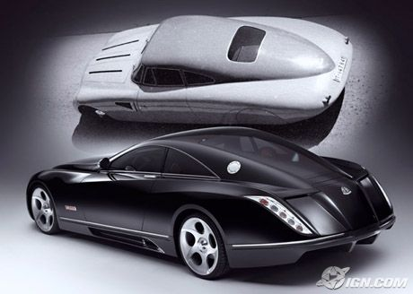 2007 Maybach 62 S picture