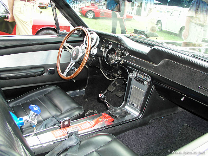 Ford Mustang Shelby Gt500 1967 Interior Ford Mustang 1967 Shelby Gt500