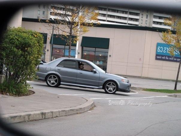Picture of 2003 Mazda MAZDASPEED Protege 4 Dr Turbo Sedan (2003.5), gallery_worthy