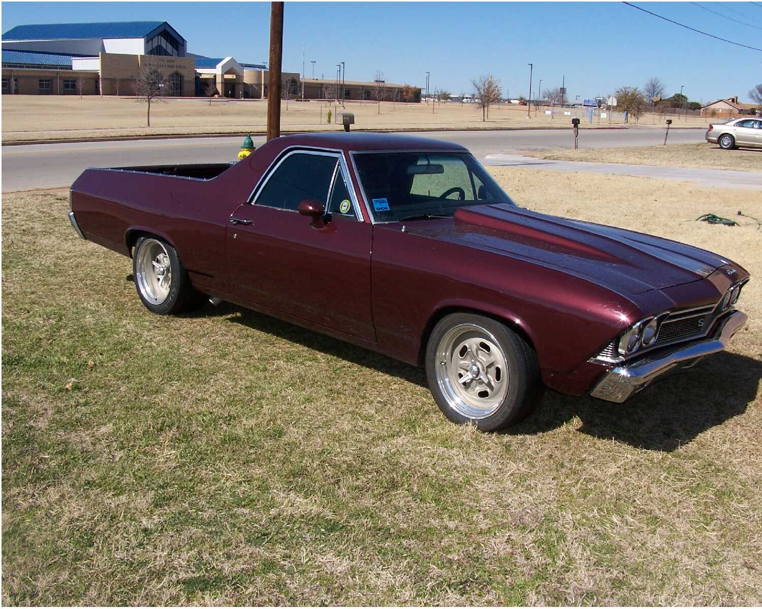 1969 chevrolet el camino other pictures cargurus. Black Bedroom Furniture Sets. Home Design Ideas