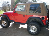 Picture of 1998 Jeep Wrangler Sport