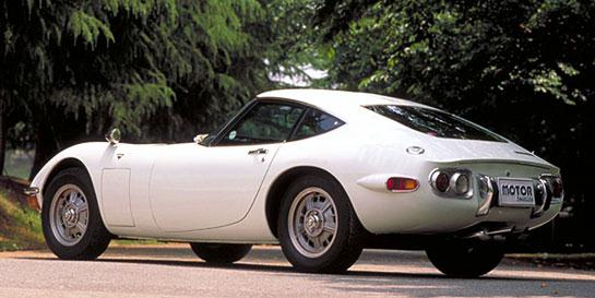 Picture of 1969 Toyota 2000GT