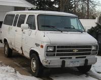 Picture of 1992 Chevrolet Chevy Van 3 Dr G30 Cargo Van