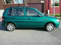 2000 Mazda Demio Overview