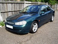 1998 Ford Mondeo Picture Gallery