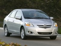 2007 Toyota Yaris Picture Gallery