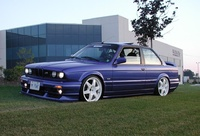 1990 BMW M3 Coupe, 1990 BMW M3 2 Dr STD Coupe picture