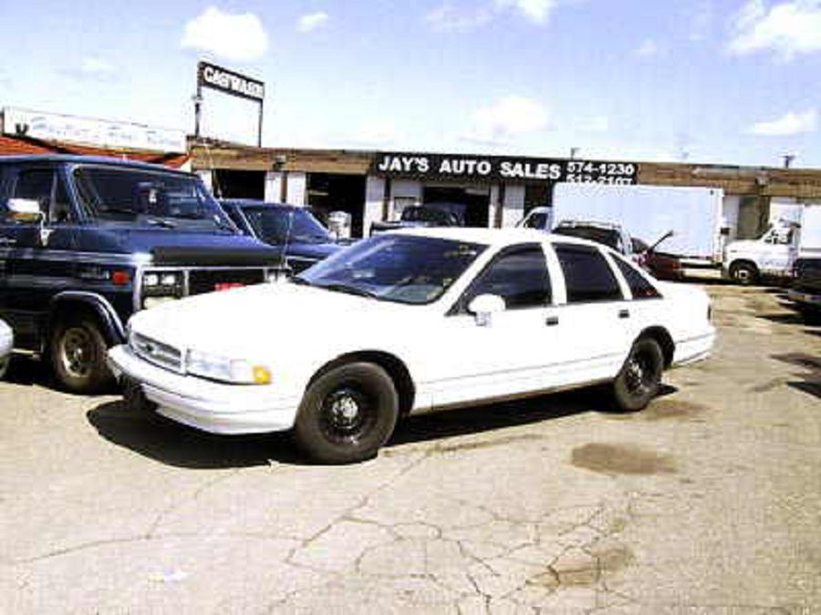 1994 Chevrolet Caprice LS, Picture of 1994 Chevrolet Caprice 4 Dr LS Sedan, Chevrolet, 1994, ss, caprice