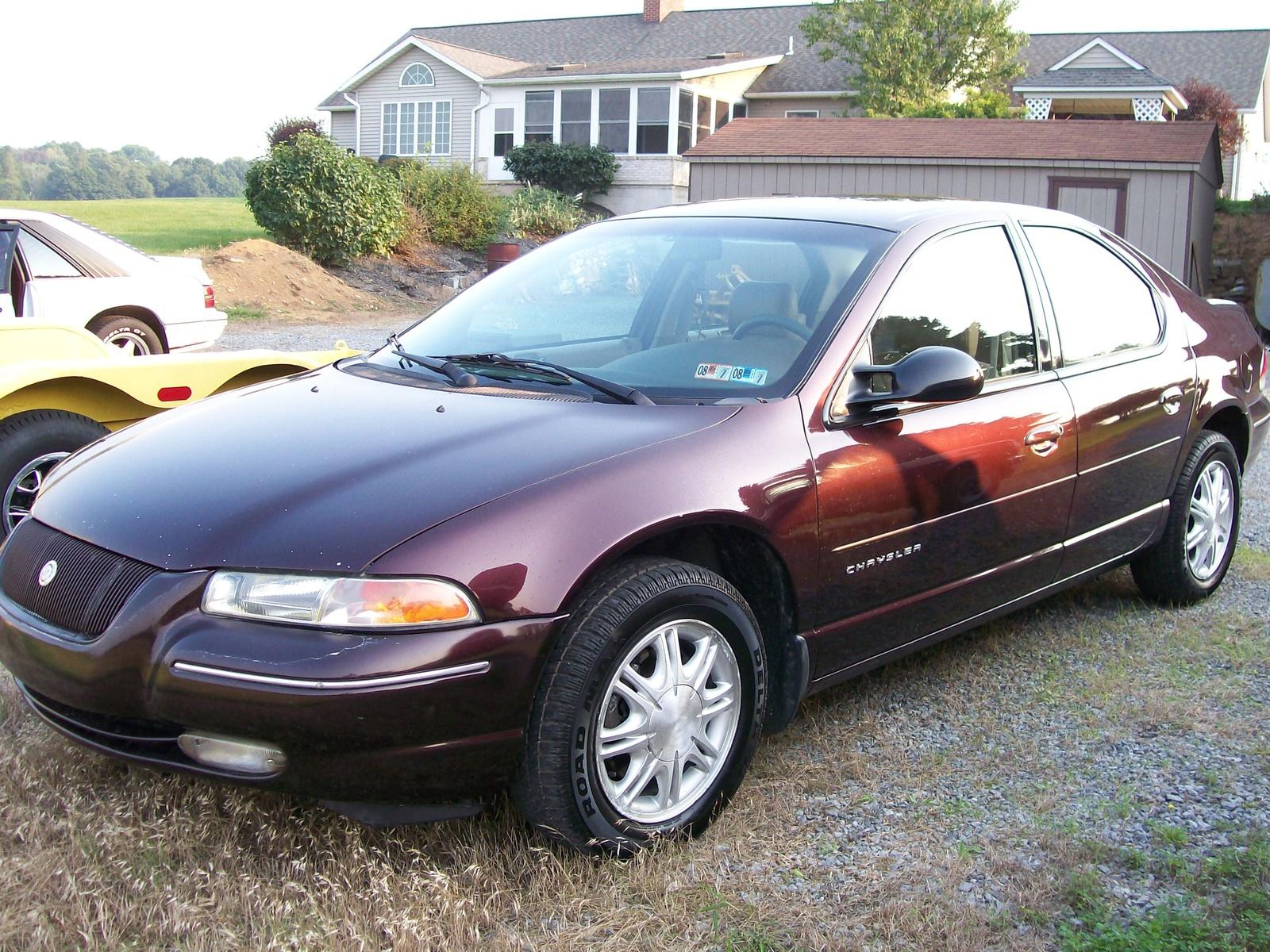 1996 Chrysler Cirrus - Pictures - 1996 Chrysler Cirrus 4 Dr LXi ...