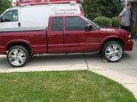 Picture of 2000 Chevrolet S-10 LS Extended Cab RWD, gallery_worthy