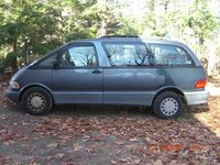 Picture of 1993 Toyota Previa 3 Dr Deluxe Passenger Van, gallery_worthy