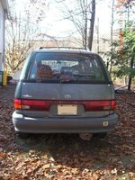 Picture of 1993 Toyota Previa 3 Dr Deluxe Passenger Van