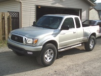 2002 Toyota Tacoma Picture Gallery