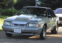 Picture of 1988 Ford Mustang LX Coupe
