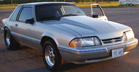 1988 Ford Mustang LX Coupe picture