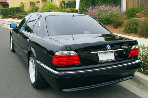 2000 Bmw 7 Series Pictures Cargurus