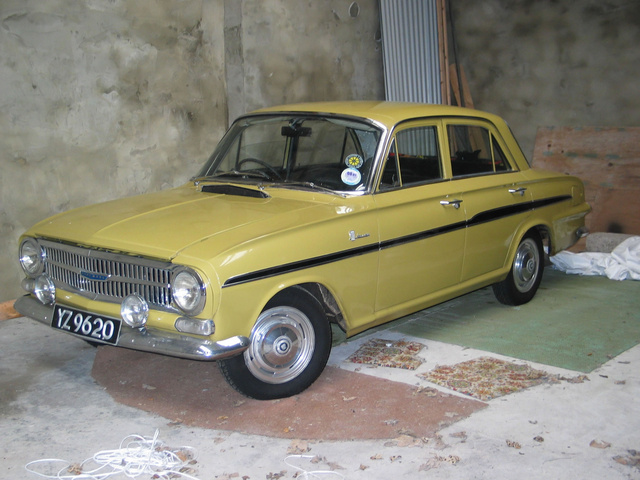 Picture of 1961 Vauxhall Victor, gallery_worthy