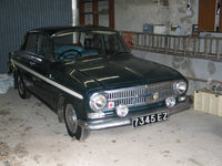 1962 Vauxhall Victor Overview
