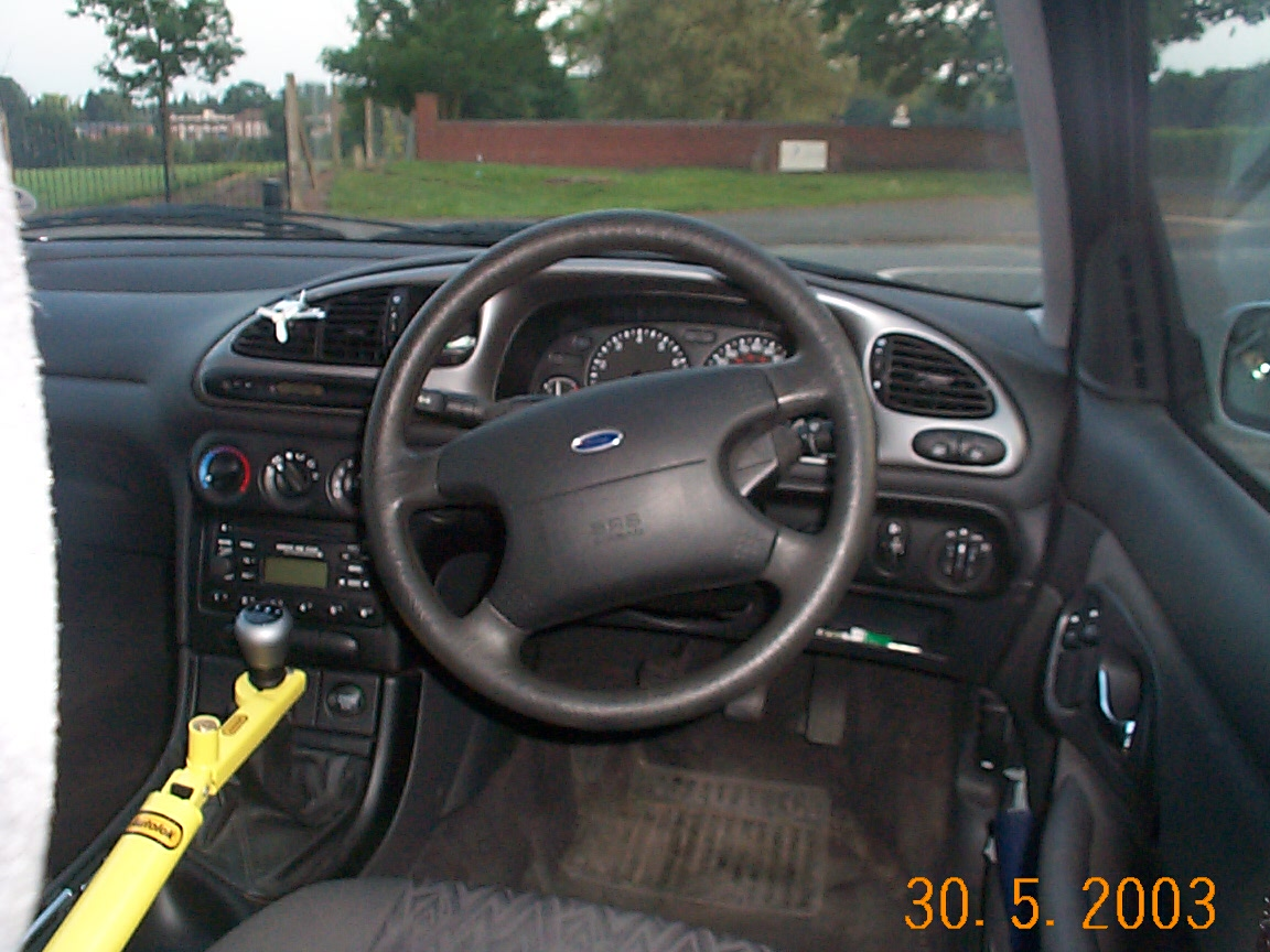 2000 ford mondeo interior pictures cargurus for Interior ford mondeo