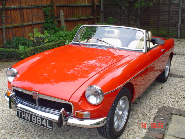 1972 Mg Mgb Roadster Pictures Cargurus