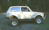 1991 Lada Niva Overview