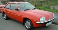 1978 Vauxhall Cavalier Overview