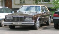 1984 Plymouth Caravelle Overview