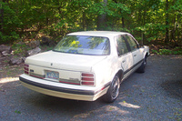 1991 Oldsmobile Cutlass Ciera 4 Dr SL Sedan picture