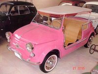 1958 Fiat 500 Overview