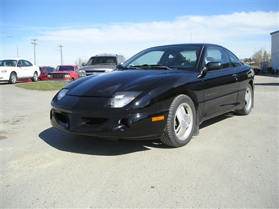 1999 Pontiac Sunfire 2 Dr GT Coupe picture