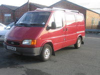 Picture of 1998 Ford Transit Cargo, gallery_worthy