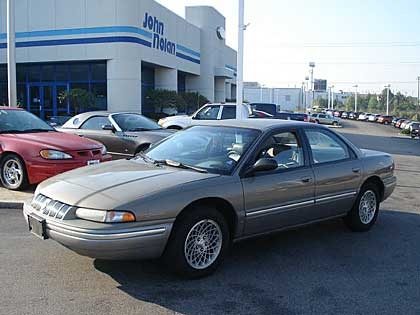 Picture of 1995 Chrysler Concorde 4 Dr STD Sedan, gallery_worthy