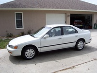 1997 Honda Accord Overview