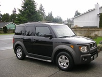2004 Honda Element Overview