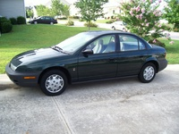 1997 Saturn S-Series 4 Dr SL Sedan picture, exterior