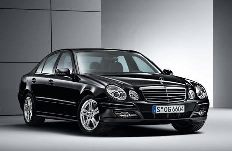 Picture of 2008 Mercedes-Benz E-Class