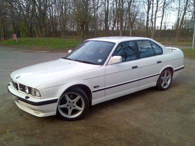 1990 bmw 5 series other pictures cargurus. Black Bedroom Furniture Sets. Home Design Ideas