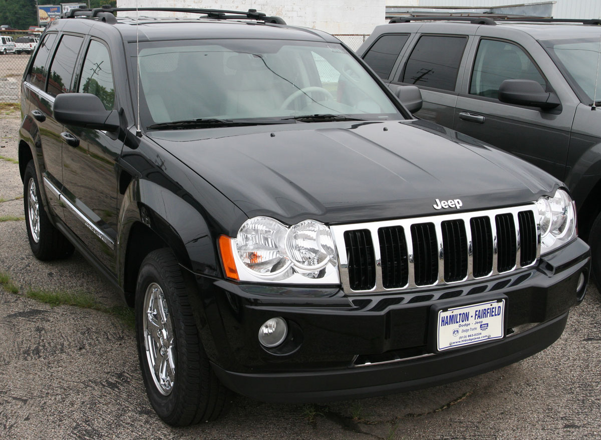 2008 jeep grand cherokee pictures cargurus. Cars Review. Best American Auto & Cars Review