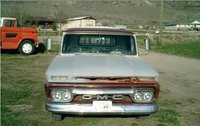 1966 GMC Sierra Overview