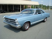 1966 Ford Fairlane Overview