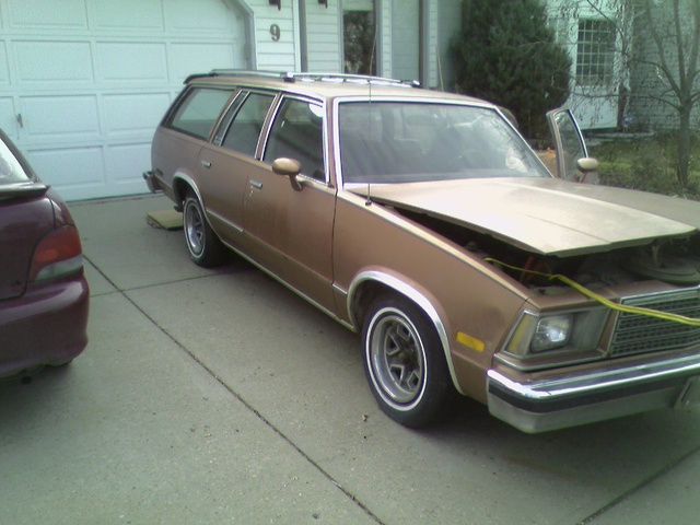 Picture of 1982 Chevrolet Malibu