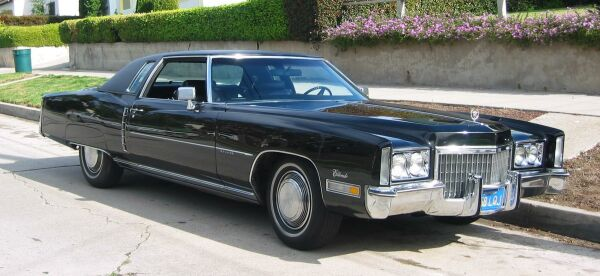 Picture of 1969 Cadillac Eldorado