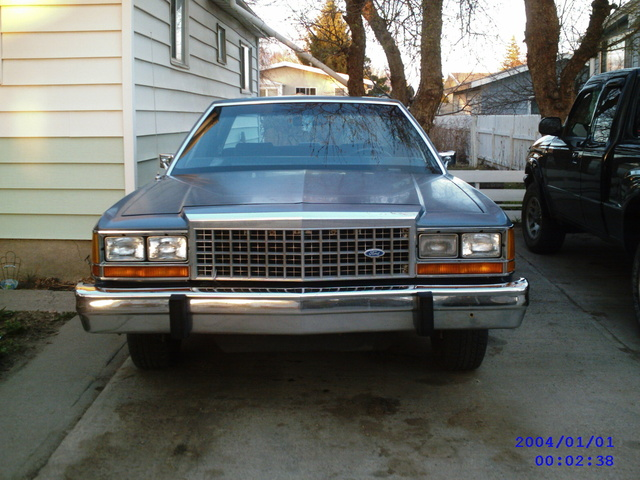Picture of 1986 Ford LTD Crown Victoria