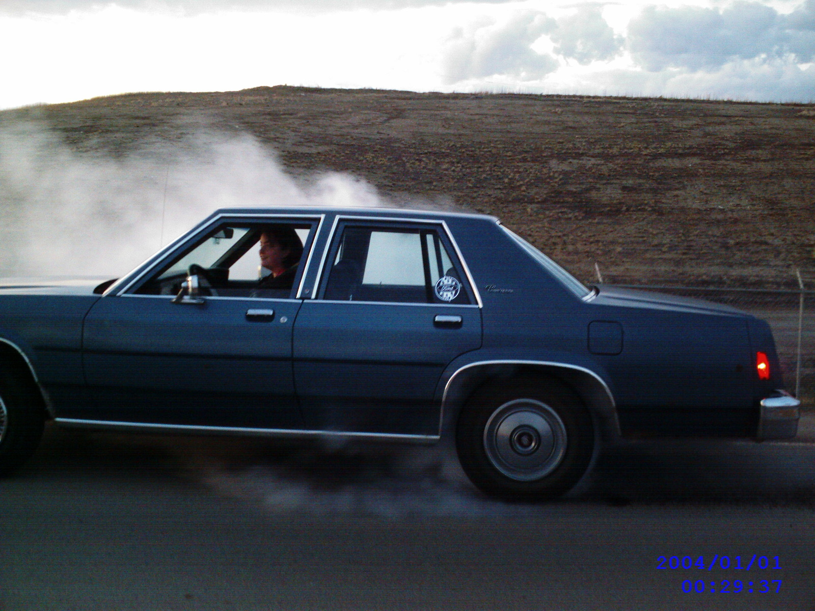 1986 Ford LTD Crown Victoria picture