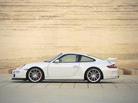2008 Porsche 911, porsche 911 GT3 side view, gallery_worthy