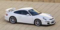 2008 Porsche 911, porsche 911 GT3 top view