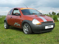 2004 Ford Ka Overview